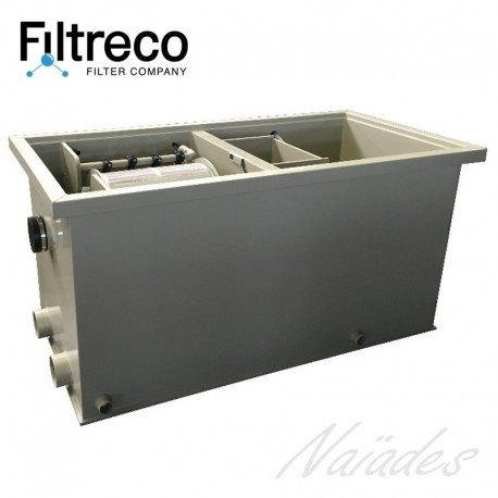 Budget Combi Drum Filter 25 Gravity Filtreco