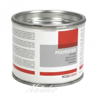 Pigment polyester