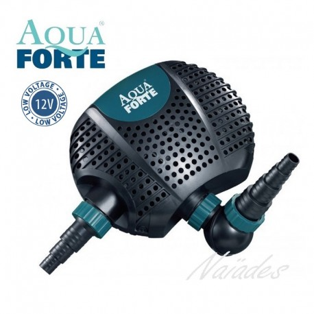 Pompe AquaForte type O Plus 12 V
