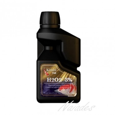 Peroxyde d'hydogène 3 %
