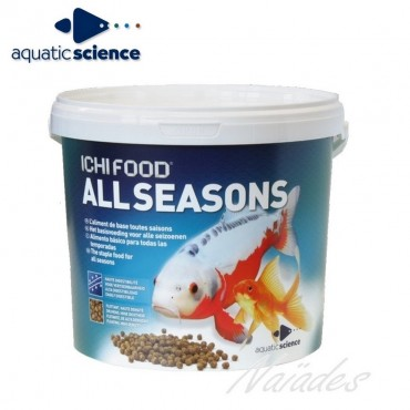 Ichi Food all Seasons Aquaticscience