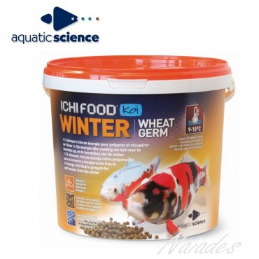 Ichi Food Winter Aquaticscience