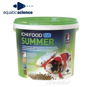 Ichi Food Summer Aquaticscience