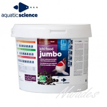 Ichi Food Jumbo Aquaticscience