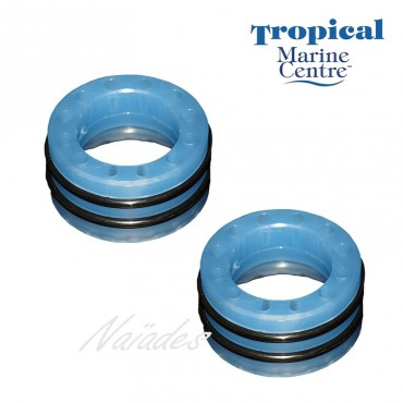 Set de 2 Locknut pour UV TMC 30 / 55 Watt