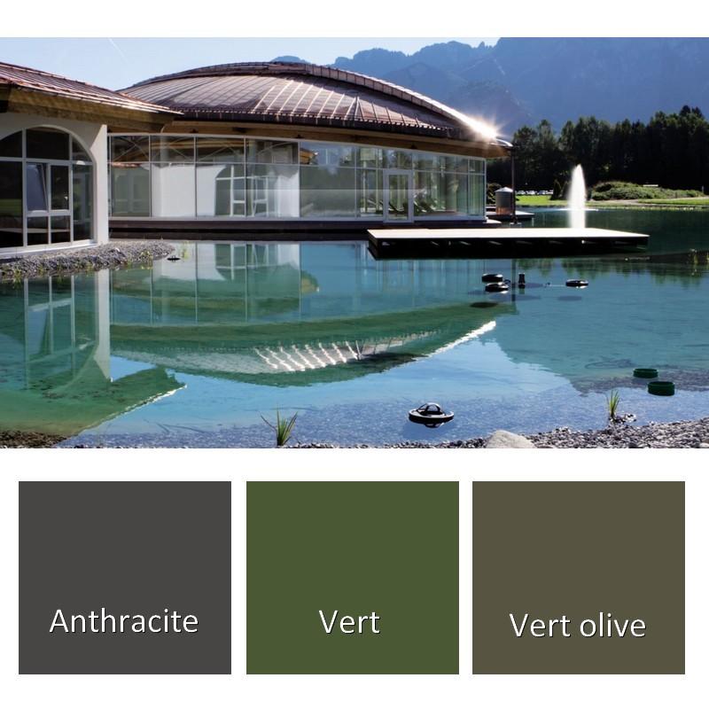 Aménagement baignade, piscine - Les Naïades