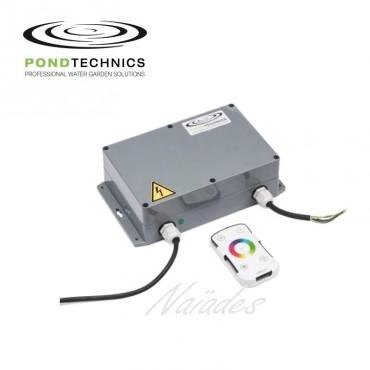 Contrôleur RGB PondTechnics 24 V DC