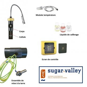 Sugar Valley - Pièces de rechange