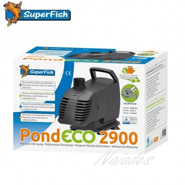 Pompe PondEco 2900 SuperFish