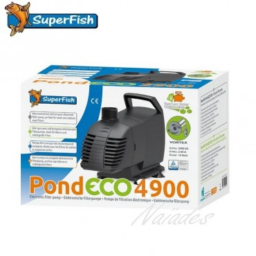 Pompe PondEco 4900 SuperFish