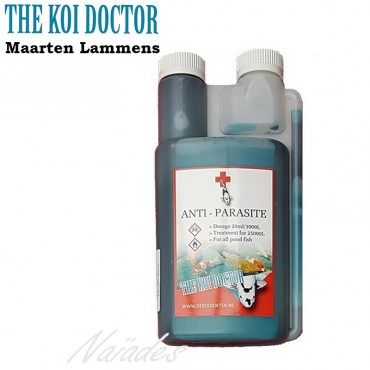 Anti-parasite Koi Doctor