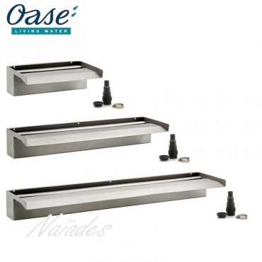 Stainless Steel Waterfall Oase