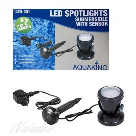 Projecteur LED AquaKing 301
