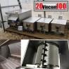Drum filter 20/100 Combi