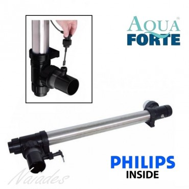 UV AquaForte 130 Watt Amalgam FlowSwitch