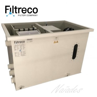 Combi Drum Filter 55 Gravity Filtreco