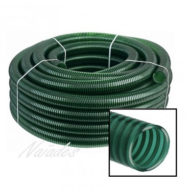 Reinforced flexible hose
