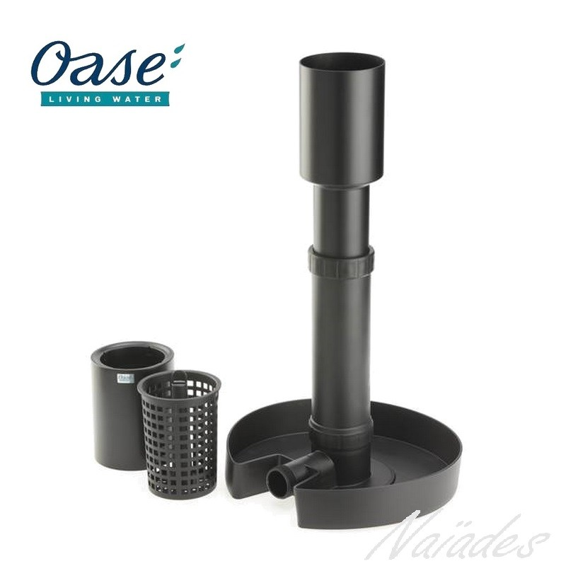Skimmer aquaskim oase for Pond skimmer filter