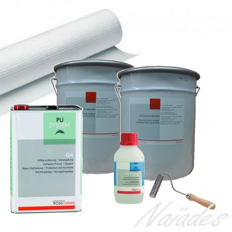 Kit complet polyester