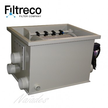 Drum filter Filtreco 25 Gravity Basic