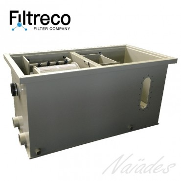 Combi Drum Filter 25 Gravity Filtreco