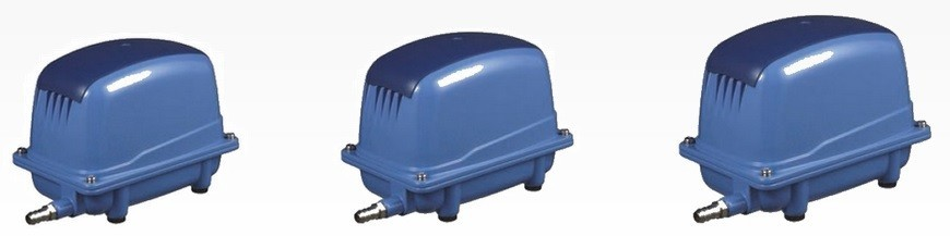 Pompes aquaforte et accessoires pour bassins koi les for Pompe air bassin
