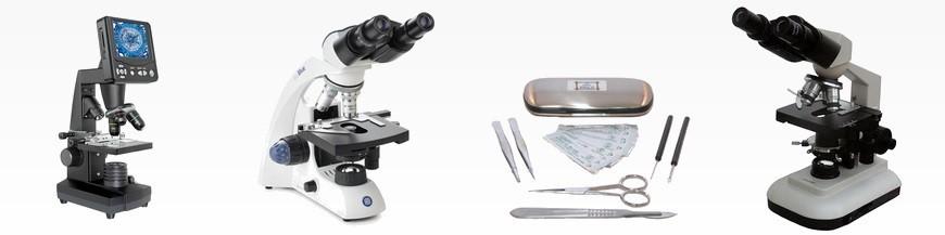 Microscopie Accessoires